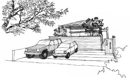 中沼の家 完成見学会