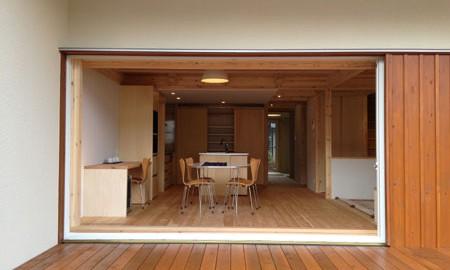 木の家 完成見学会